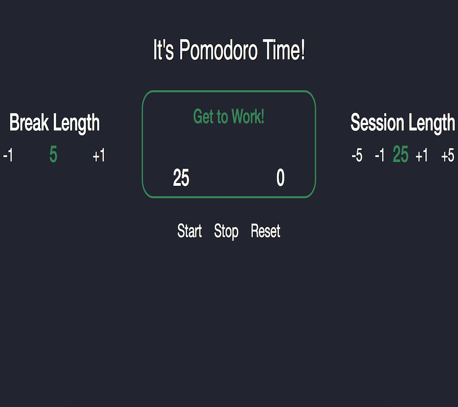 It's Pomodoro Time Thumbnail
