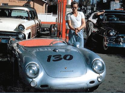 Porsche 550 Spyder - Little Bastard (1955)