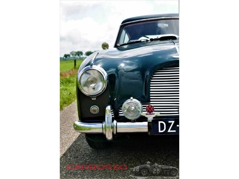 Aston Martin DB 2/4 MARK II 2.9 FIVA ID, Mille Miglia certificate afbeelding 22