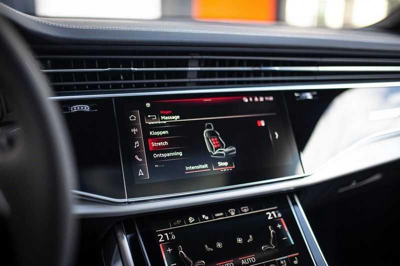 "Audi Q7 55 TFSI E Hybride Quattro *S-Line / 22"" / B&O 3D / Pano / HUD / Laser* afbeelding 9"