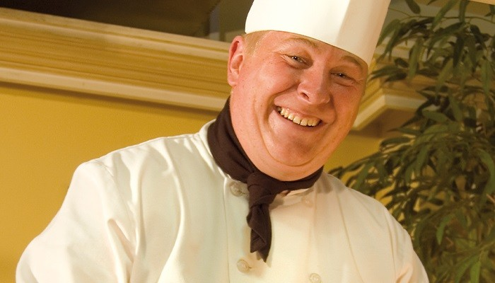 Talking Christmas roasts with our head chef