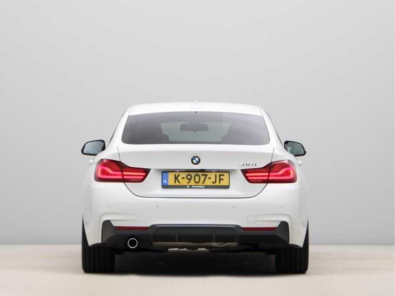 BMW 4 Serie Gran Coupé 418i Executive Edition Model M Sport afbeelding 6