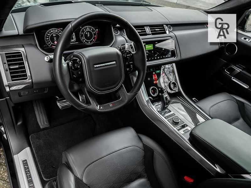 Land Rover Range Rover Sport 5.0 V8 SC SVR afbeelding 10