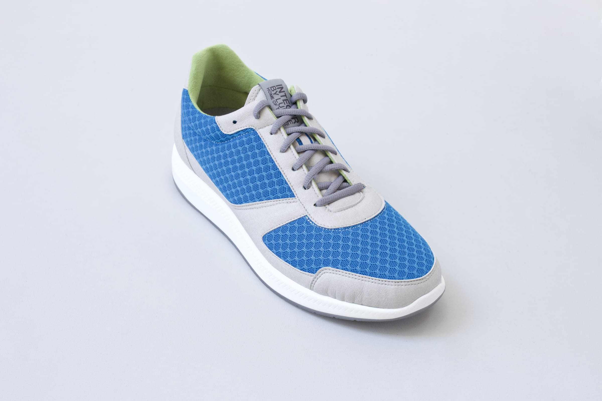 Integer Run Rebound (Deep Sky Blue/Light Gray/White)