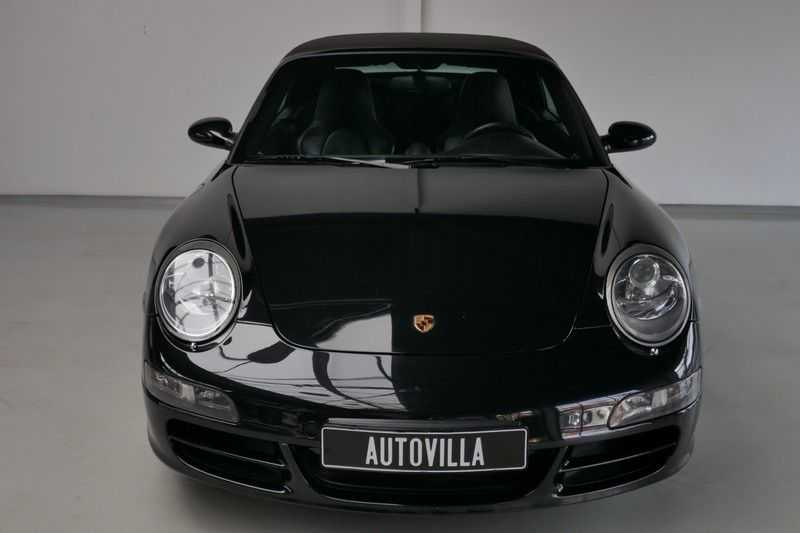 Porsche 911 Cabrio 3.8 Carrera S Keramisch - Sport chrono afbeelding 4