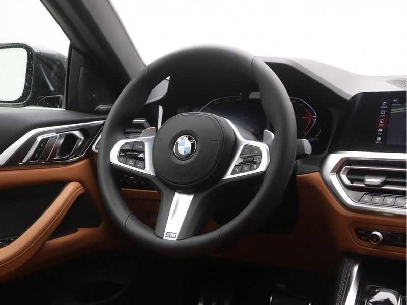 BMW 4 Serie Coupé 420i High Executive M-Sport Automaat afbeelding 5