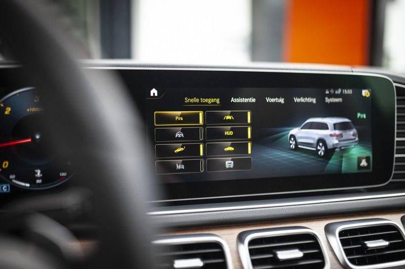 Mercedes-Benz GLS 400d 4MATIC *Pano / Massage / Burmester / Distronic Plus* afbeelding 20