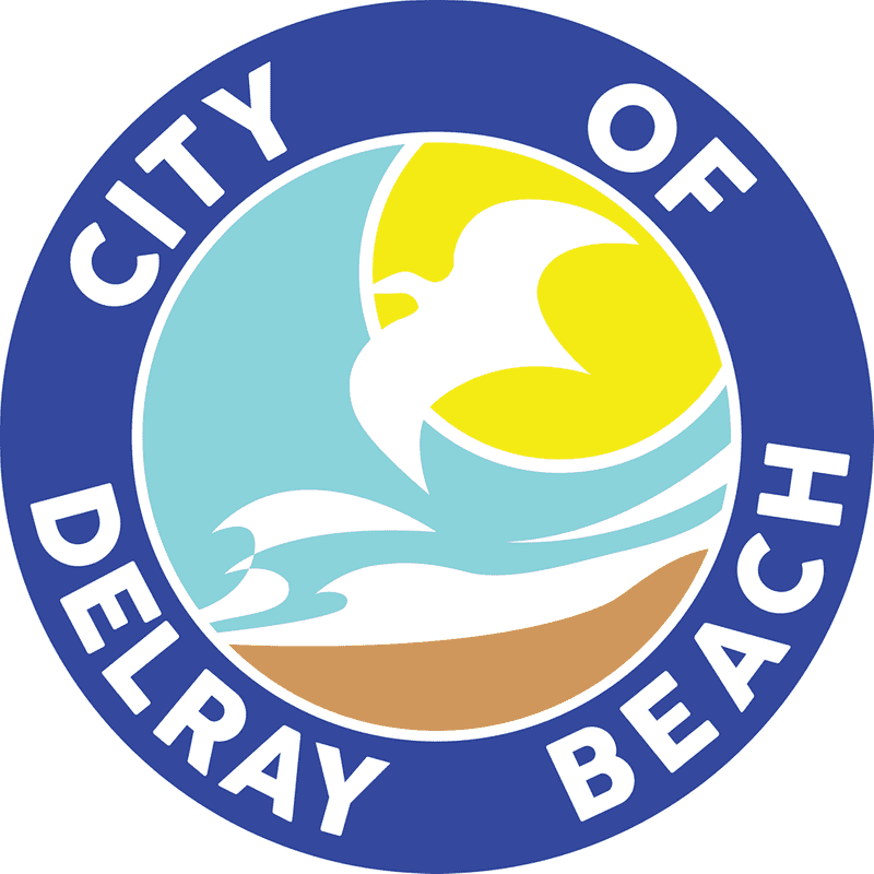 logo of City of Delray Beach