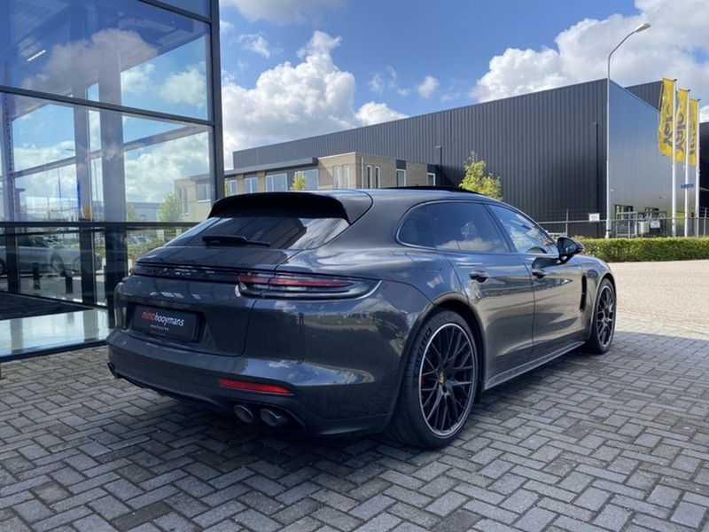 Porsche Panamera GTS Sport Turismo 4.0 | BOSE | Panorama | Alcantara | Comforttoegang | PDLS | PASM afbeelding 4