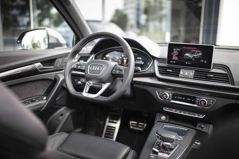 Audi SQ5 3.0 TFSI Quattro *Pano / B&O / Tour pakket / 360 Camera / ACC / Luchtvering* afbeelding 3