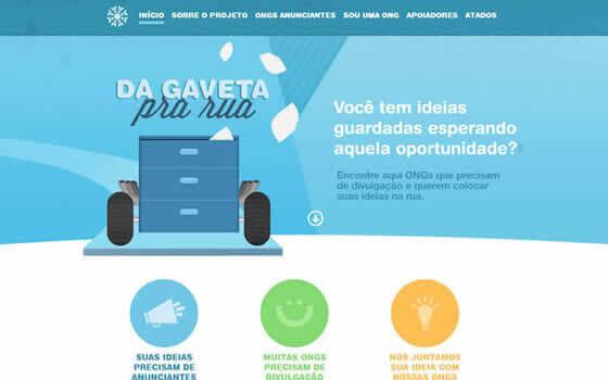 Da Gaveta Pra Rua - Atados