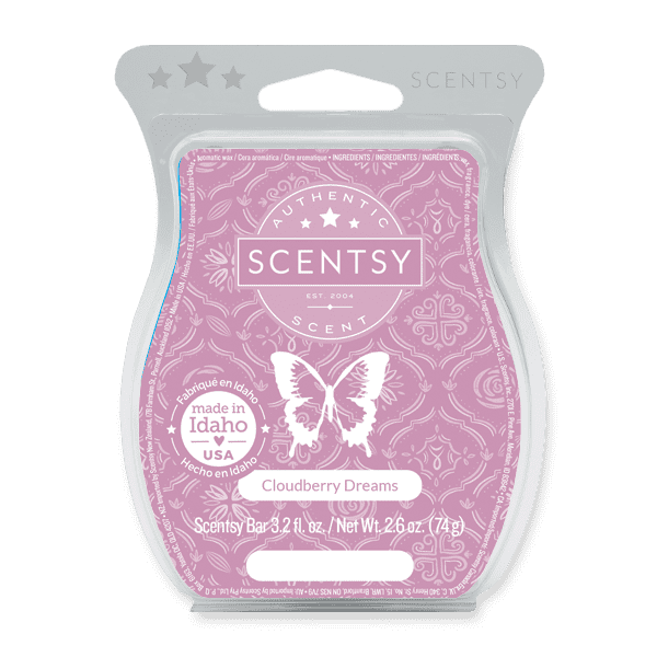 Picture of Cloudberry Dreams Scentsy Bar