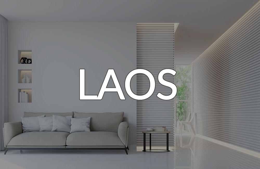 Housing in Laos banner