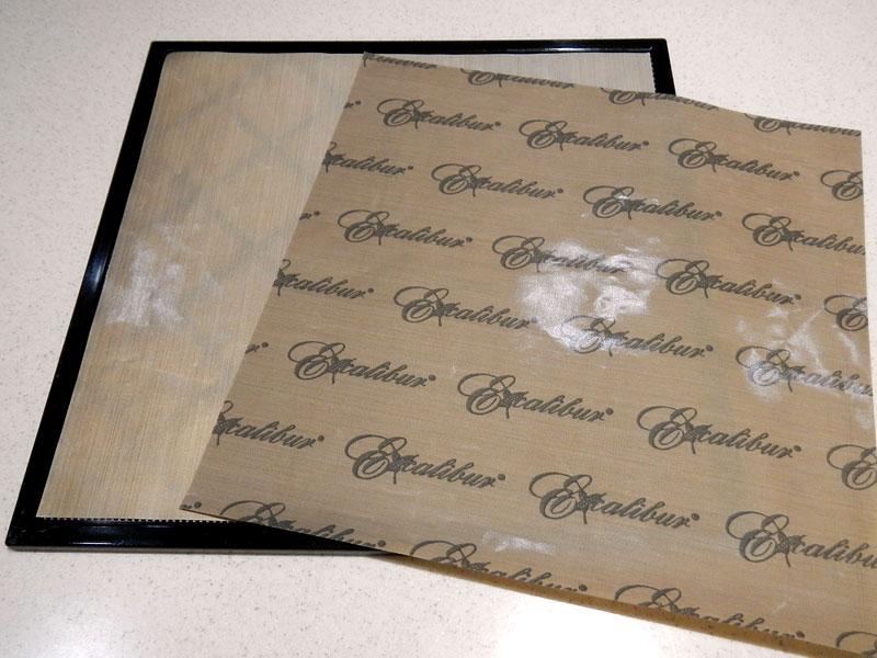 Dehydrator Teflon Coated Sheets