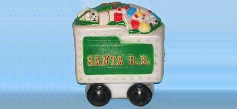 Santa Choo-Choo Train Tender photo