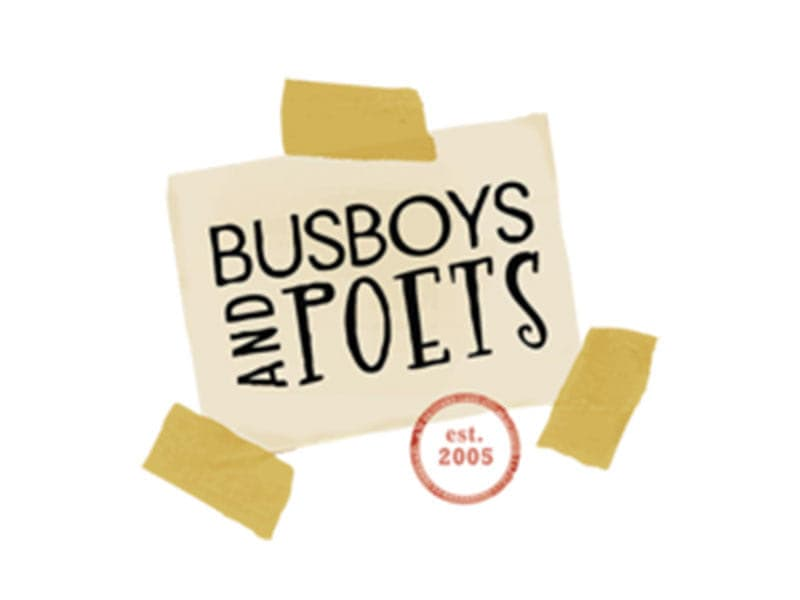 logo for busboys & poets