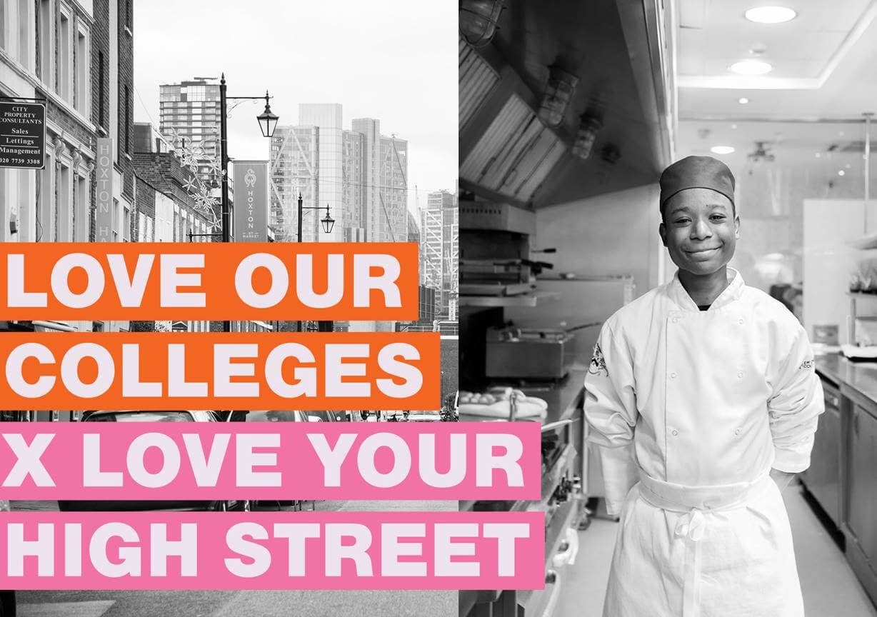Love Your College x Love Your High Streets