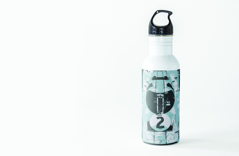 Porsche 917K Water Bottle by thespeedart