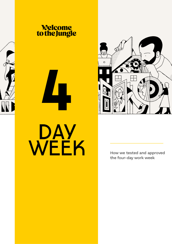 How we tested and adopted the four-day work week