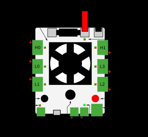 Power Board Diagram