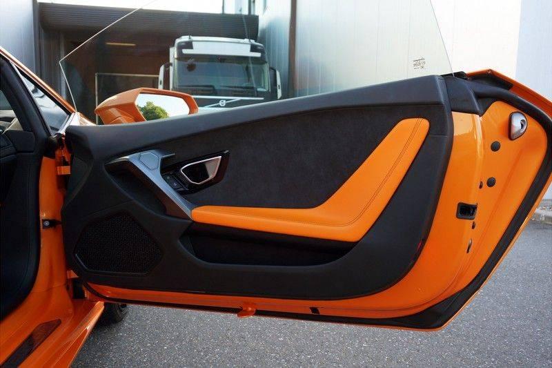 Lamborghini Huracan LP610-4 5.2 V10 Arancio Borealis afbeelding 19