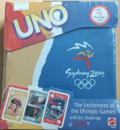 Sydney 2000 Olympics Uno