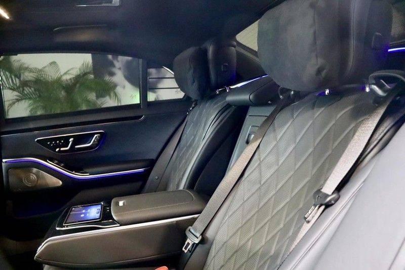 Mercedes-Benz S-Klasse 350d 4Matic Lang AMG Line  VOL Meedraaien as  afbeelding 15