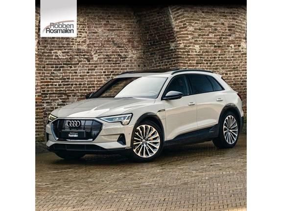 Audi e-tron 55 Quattro Advanced 2X S-Line|HUD|NL|Siambeig EX BTW