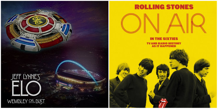 Jeff Lynne's ELO, The Rolling Stones