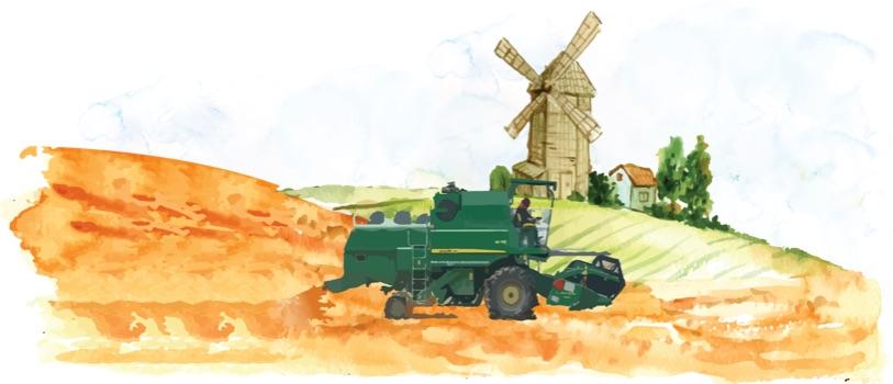 Stubble Management Systems & Urban Farming