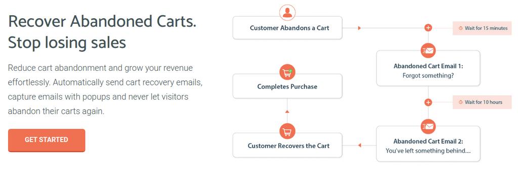 Next order coupons