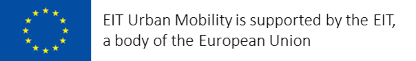 EIT Urban Mobility is supported by EIT, a body of the European Union.