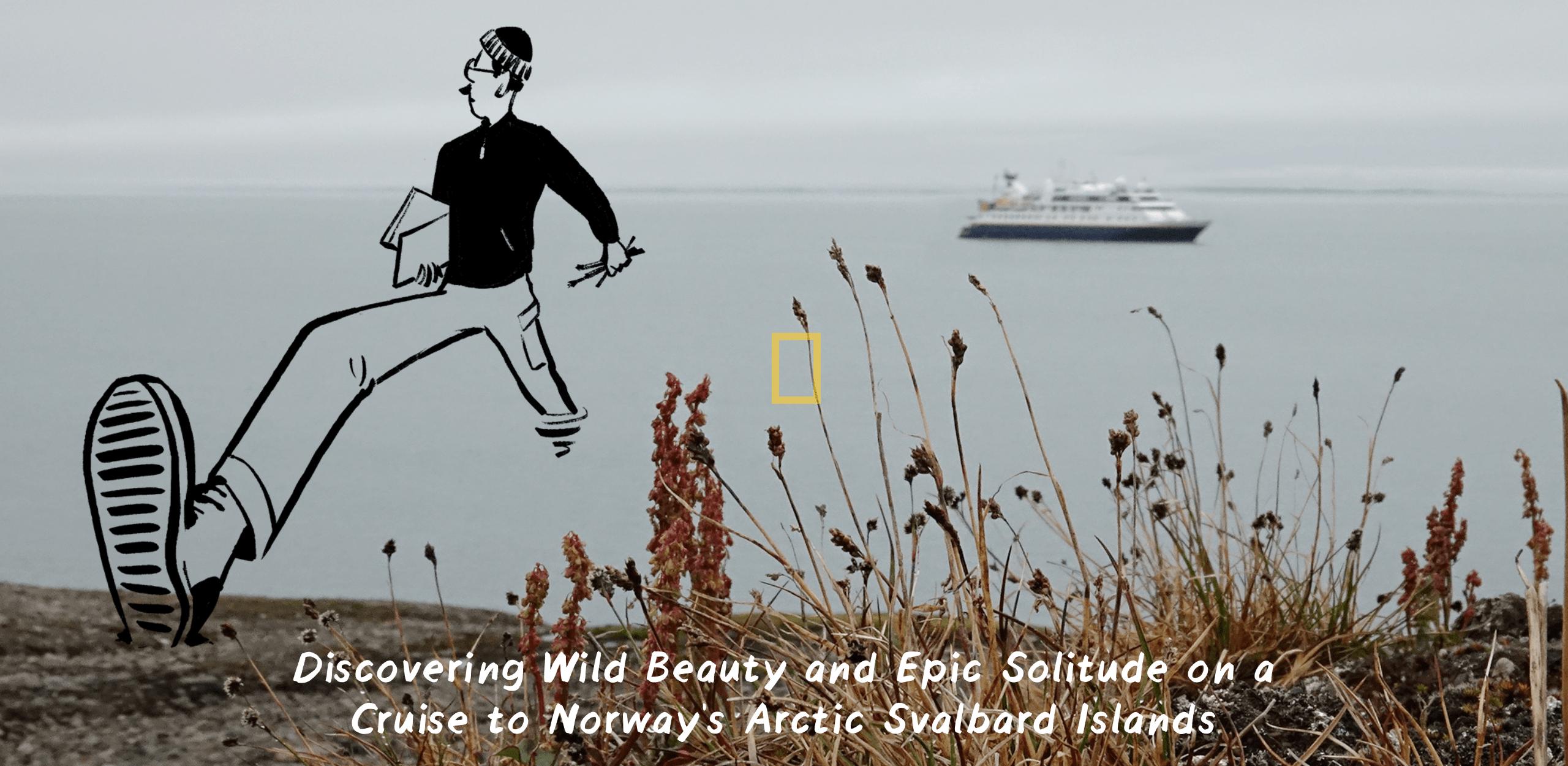 Christoph Niemann at Arctic