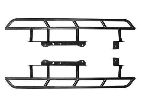 tacoma straight plain rock slider