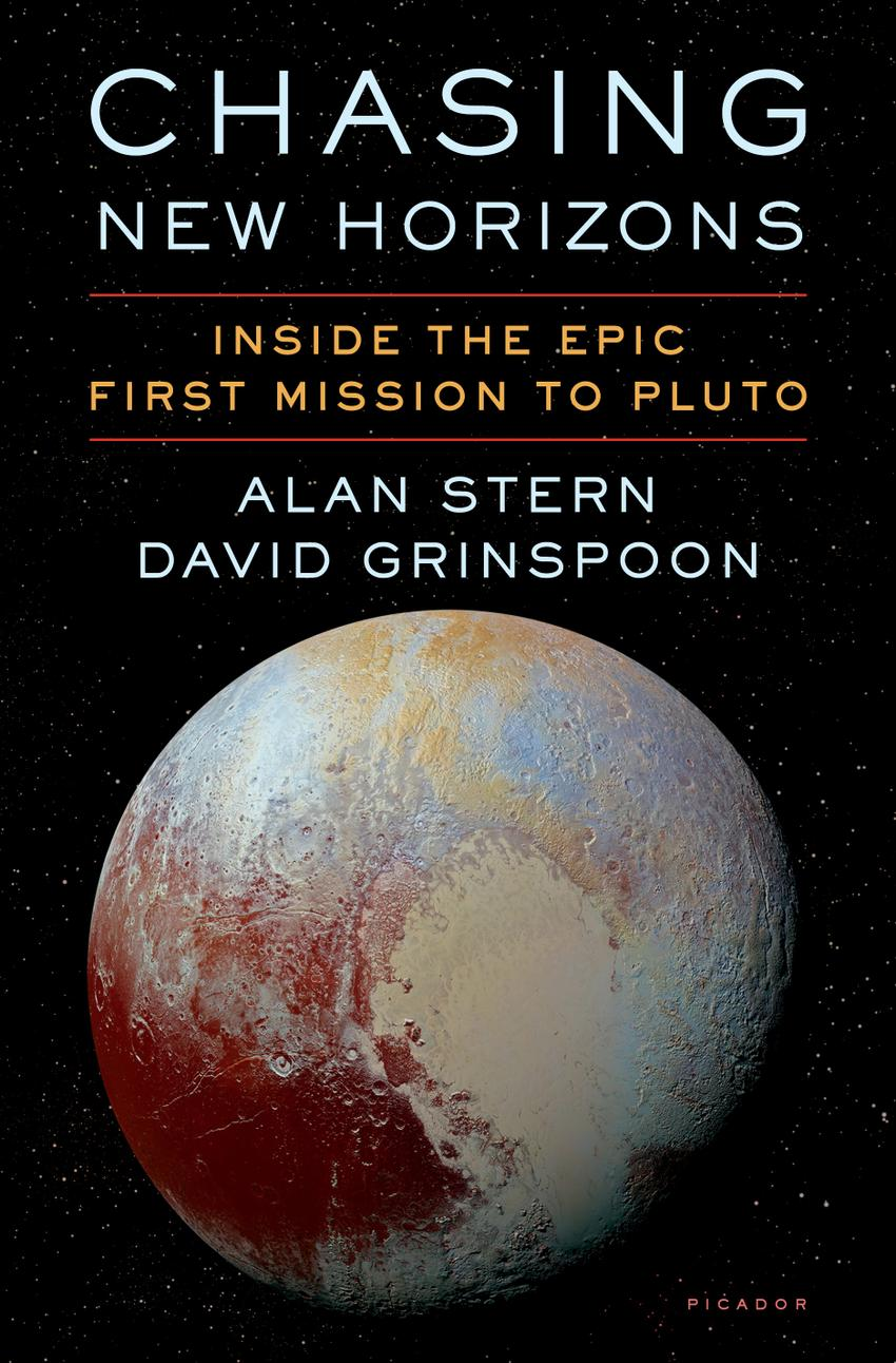 Chasing New Horizons cover