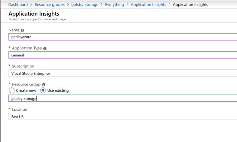 App Insights
