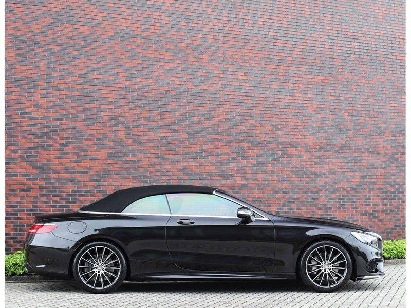 Mercedes-Benz S-Klasse Cabrio 500 *Designo*AMG*Airscarf*Full option* afbeelding 11
