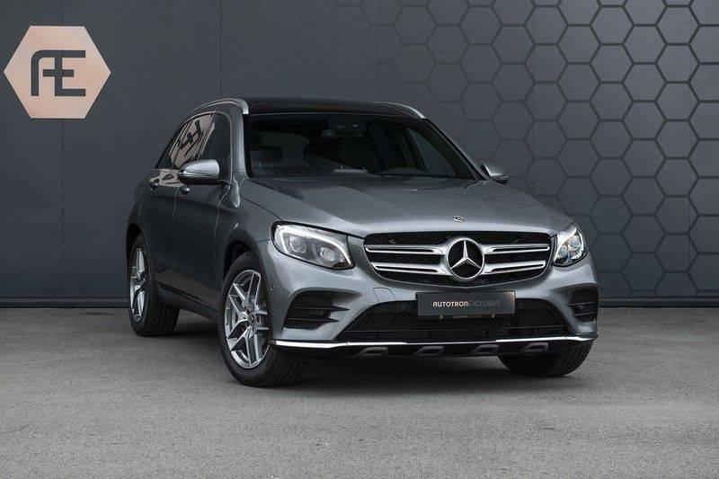 Mercedes-Benz GLC 350d AMG 4MATIC Premium Plus GLC Apple CarPlay + Verwarmde stoelen + Elektrische trekhaak + Panorama Dak afbeelding 8
