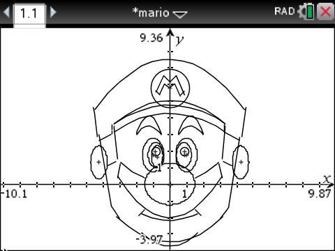 Mario Nspire 10