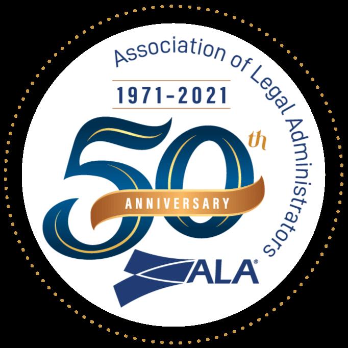 Association of Legal Administrators 50th Anniversary
