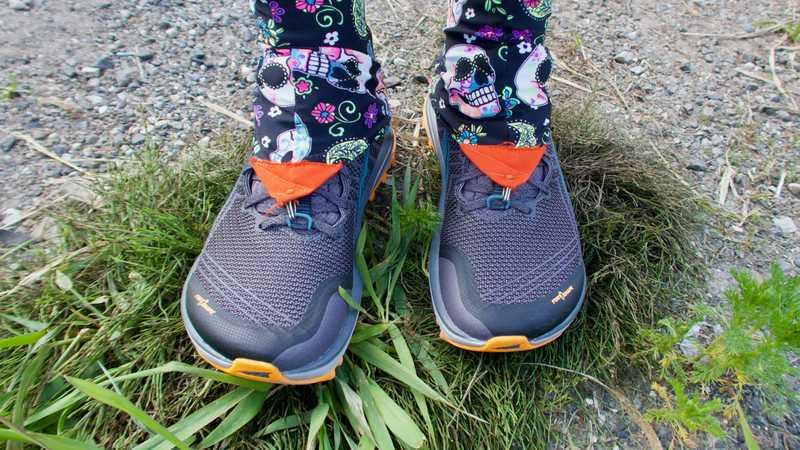 Lone Peak Timp shoes