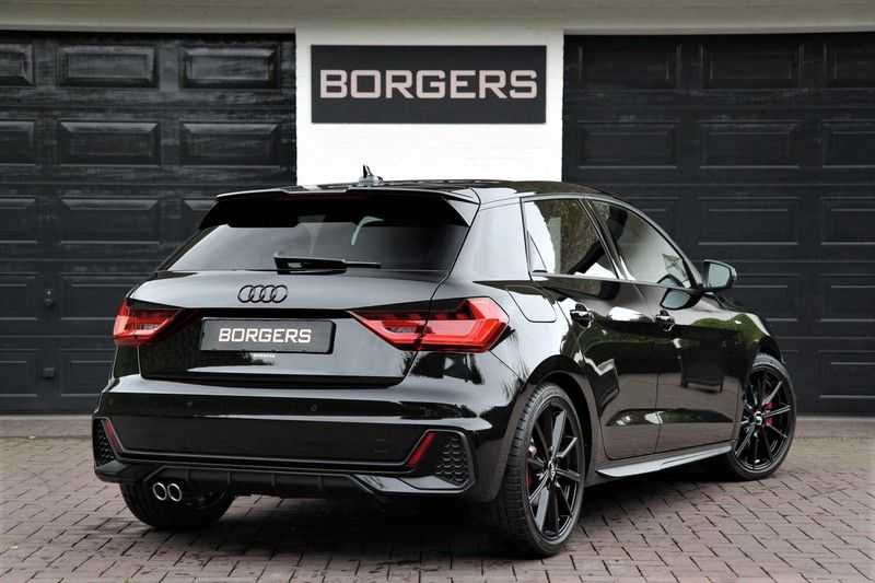 Audi A1 Sportback 40 TFSI S-LINE+LEDER+NAVI+ABT afbeelding 7
