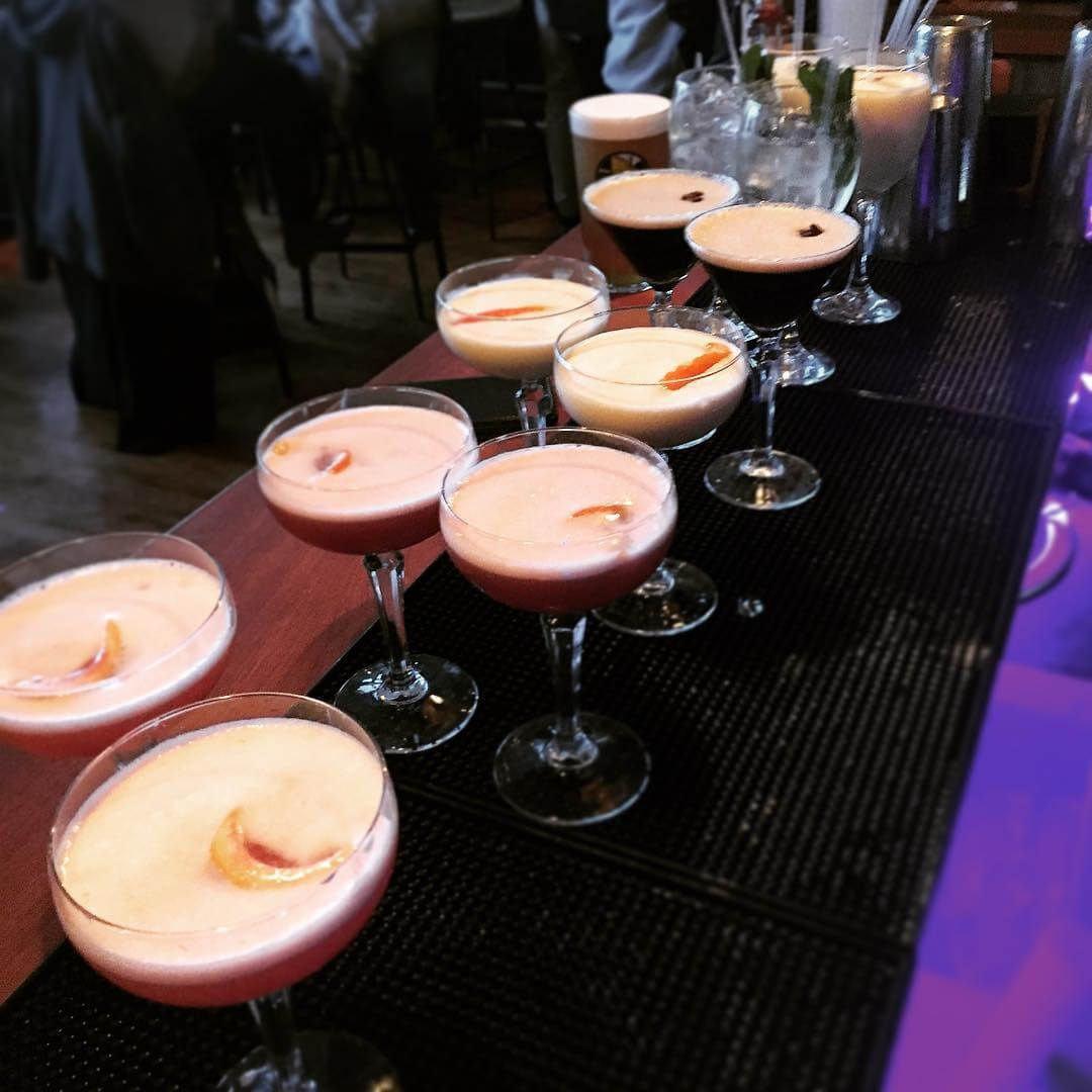 7 Steps Pudsey Cocktails