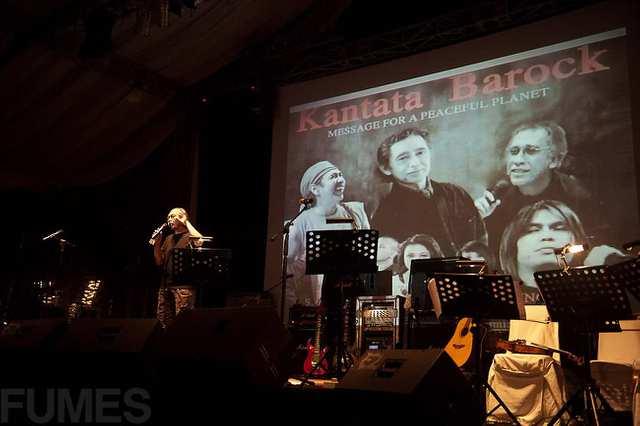 Fumes - Kantata Barock, music for peace - photo by ALEJANDRO PLESCH