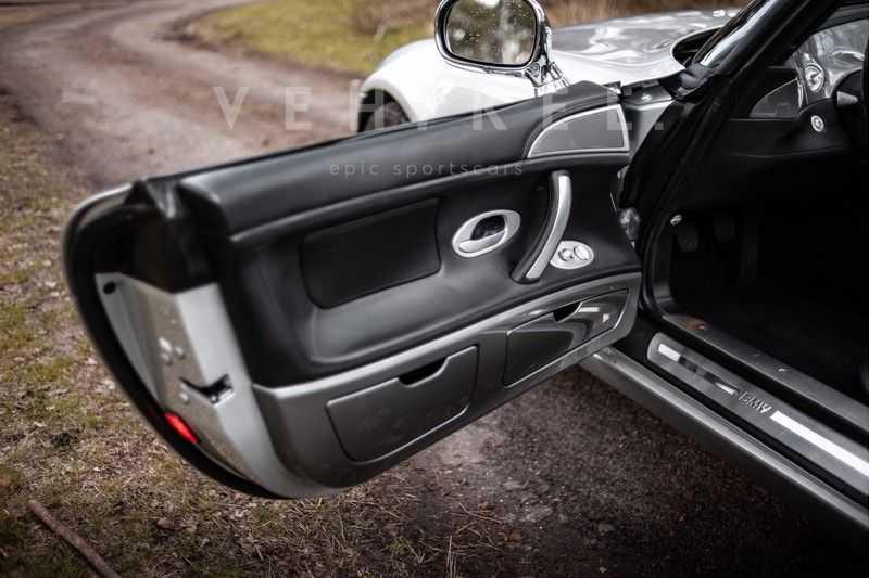 BMW Z8 5.0 // Hardtop // Titansilber afbeelding 15
