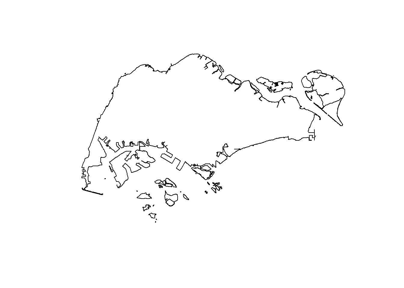 Outline of Singapore