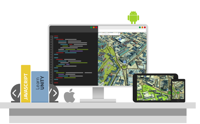 Developer Tools for WRLD Mapping Platform | WRLD3D
