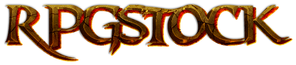 RPGStock Text NavBar