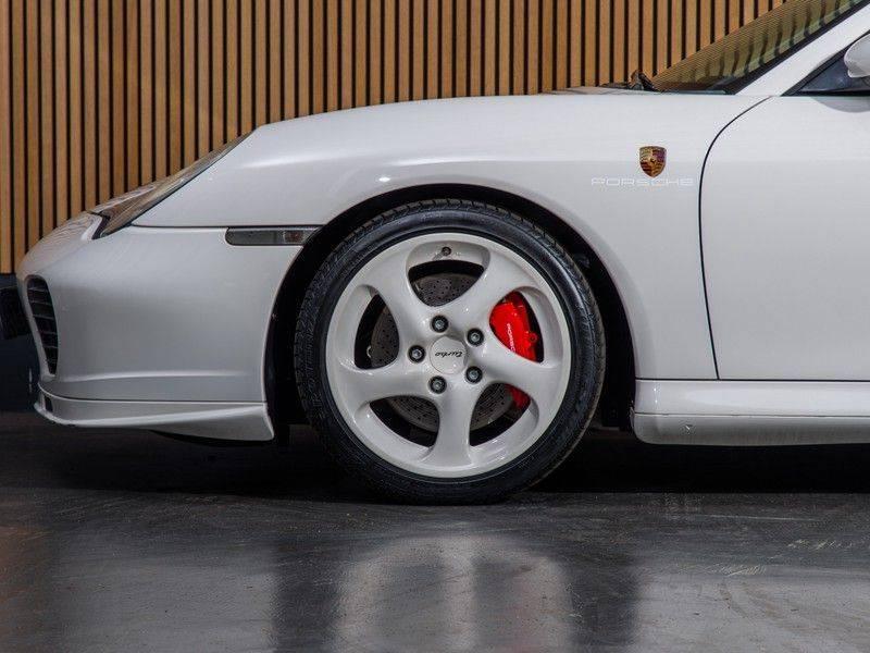 Porsche 911 3.6 COUPE TURBO afbeelding 9