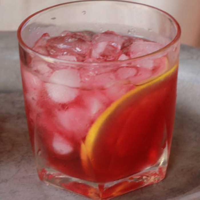 Queen Charlotte Cocktail